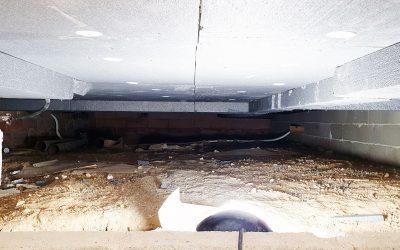 Isolation de plancher à Montpellier – M. CRABOS