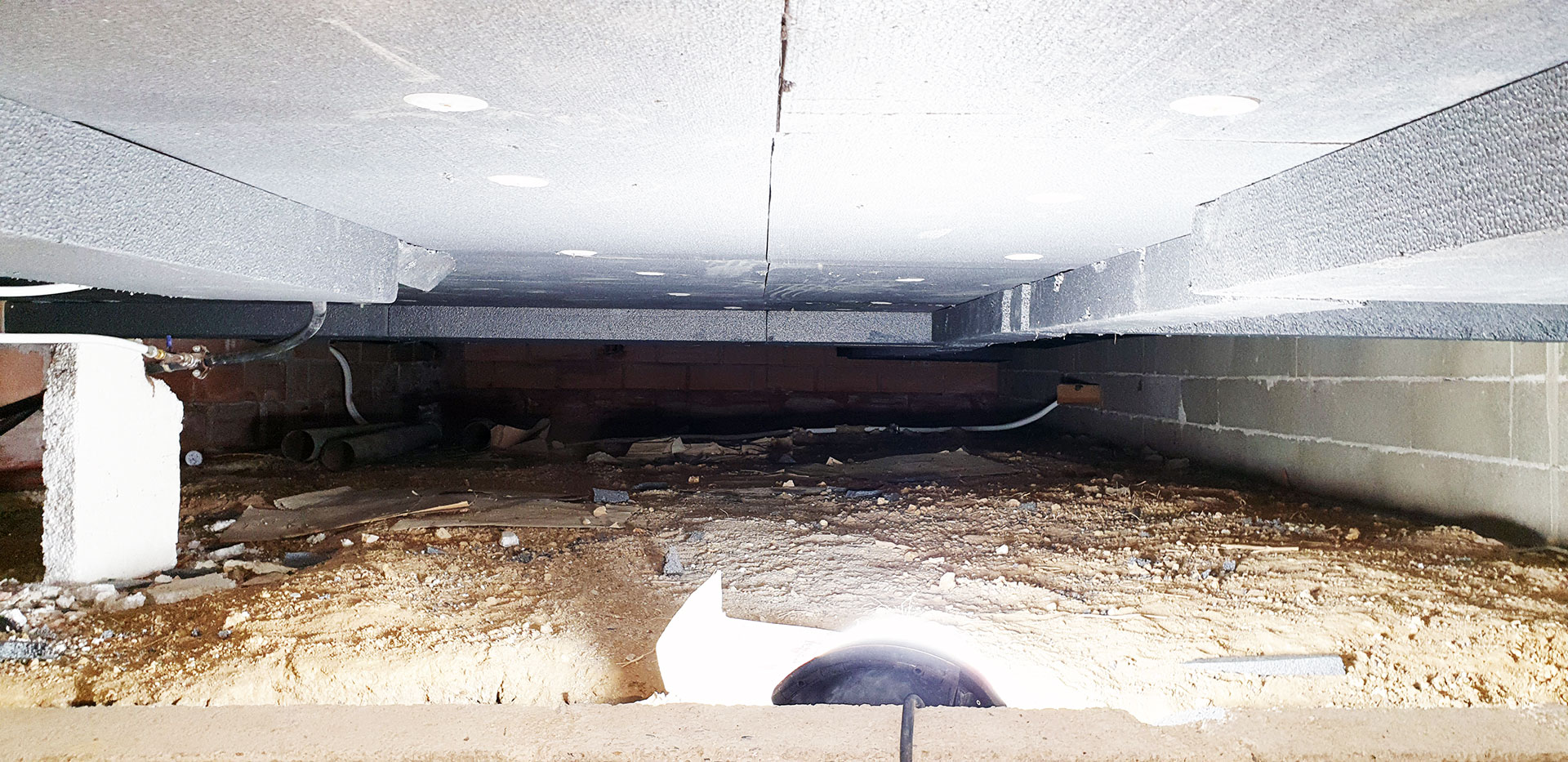 Isolation de plancher à Montpellier